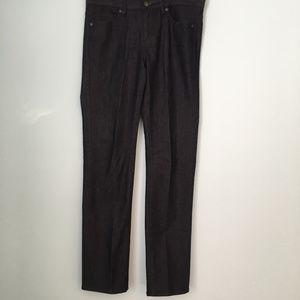 Madison Jeanwear Black Denim Skinny Fit Jeans